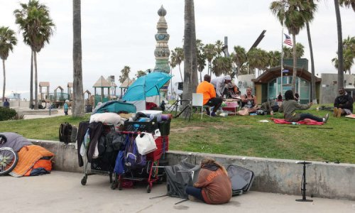 Los Angeles County will appeal US judge's homeless order