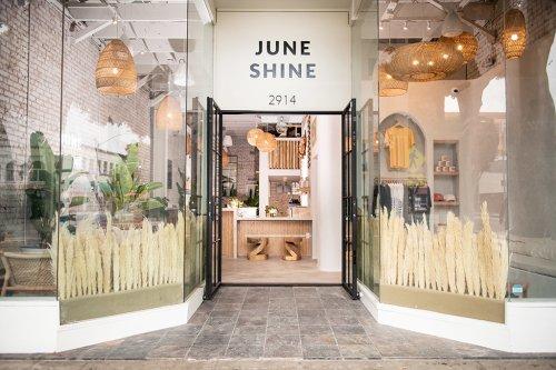 JuneShine hard kombucha tasting room opens on Main Street - Santa Monica Daily Press