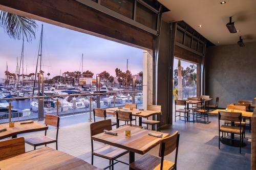 Trio of waterfront restaurants open shop at Marina Boardwalk - Santa Monica Daily Press