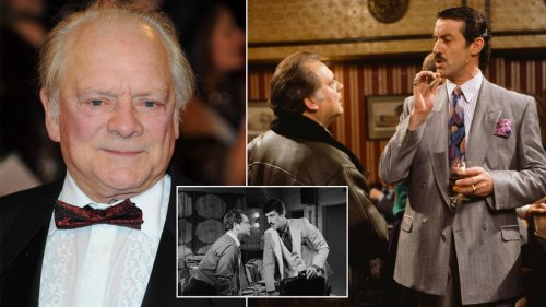 Sir David Jason's tribute to 'true gentleman' Only Fools And Horses co-star John Challis