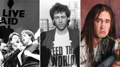 Band Aid and Live Aid 'would be banned by woke warriors' today, says Young Ones star Nigel Planer
