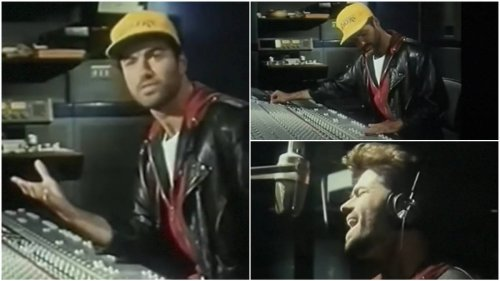 George Michael gives a tutorial on how to write a song in fascinating video from 1990