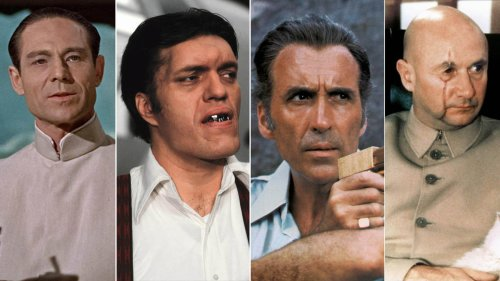 The best James Bond villains, ranked in order of greatness