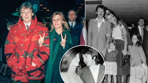 Paul and Linda McCartney's marriage: The story behind their 30-year love story