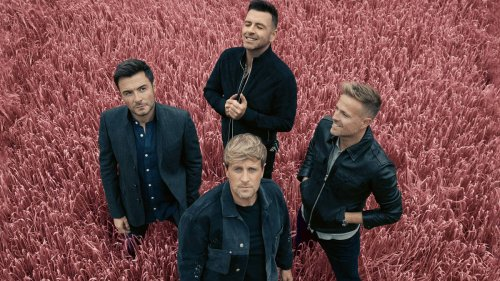"""Westlife reveal story behind """"very different"""" new album: Pondering another split and emailing Ed Sheeran"""