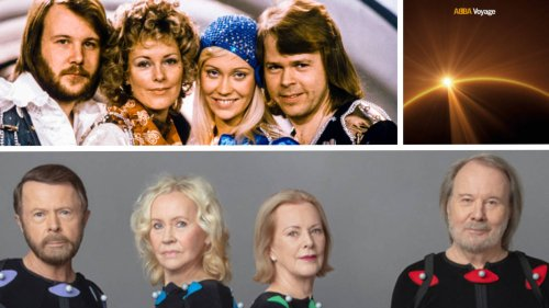 Listen to a clip of ABBA's upbeat new single 'Just A Notion'