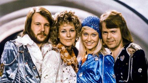 ABBA cover image