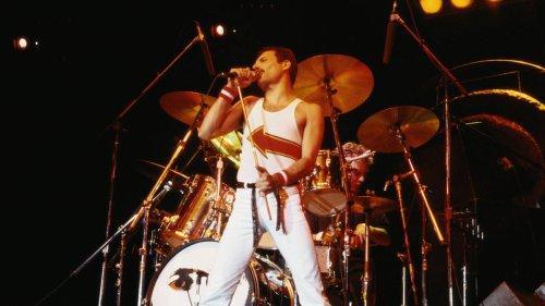 Freddie Mercury's singing voice almost made Roger Taylor laugh at first