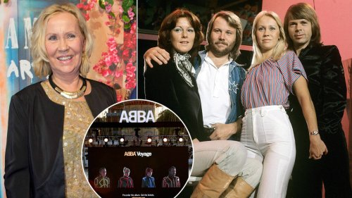 ABBA's Agnetha Fältskog admits Voyage reunion tour will probably be their last