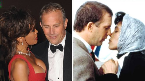 """Kevin Costner's beautiful relationship with """"one true love"""" Whitney Houston revealed"""