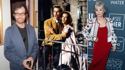 West Side Story cast now: What happened to the stars of the original film?