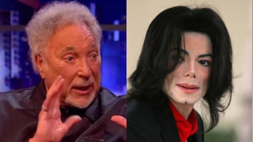 Tom Jones reveals the time he unexpectedly found Michael Jackson at his house
