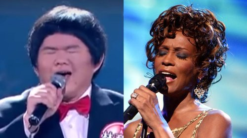 Taiwanese youngster stuns with jaw-dropping version of 'I Will Always Love You' by Whitney Houston