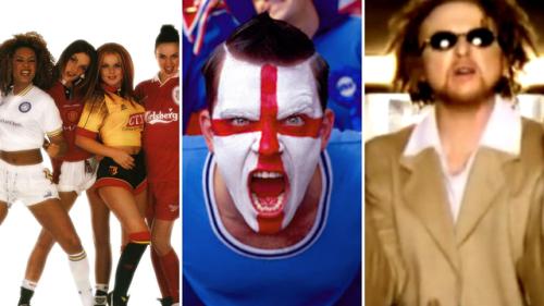 Football songs: 6 singers you totally forgot released soccer singles