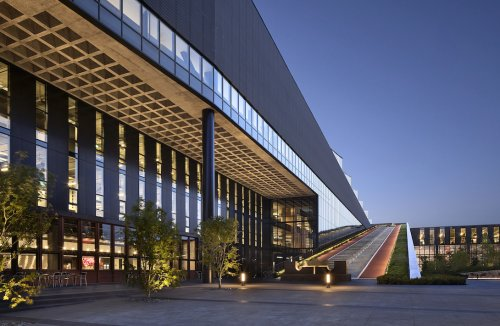 Nike opens LeBron James Innovation Center
