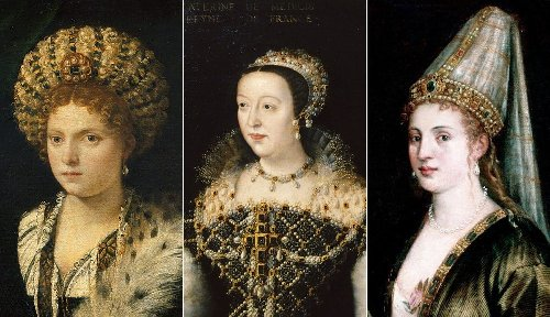 Women Of Art: 5 Patrons Who Shaped History