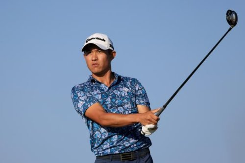 Collin Morikawa confirms 'farting noises' caused him to back off his final tee shot at The Open