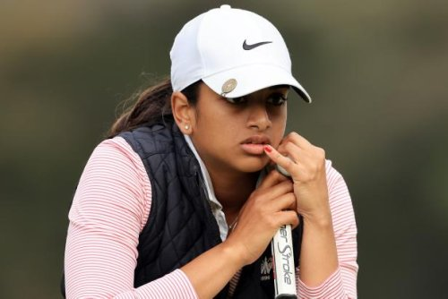 The fascinating background of the other teen who stole the show at the U.S. Women's Open