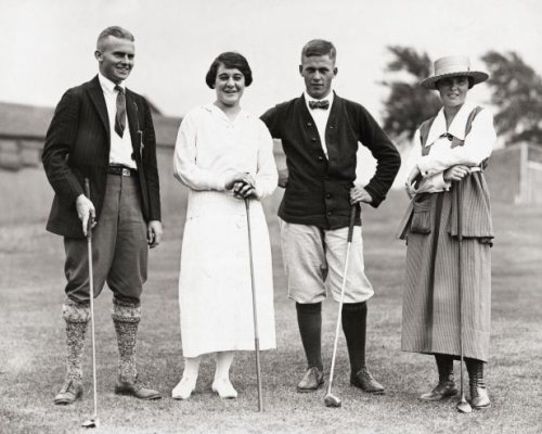 Upcoming COVID charity events extend golf's long history of staging 'Challenge' matches