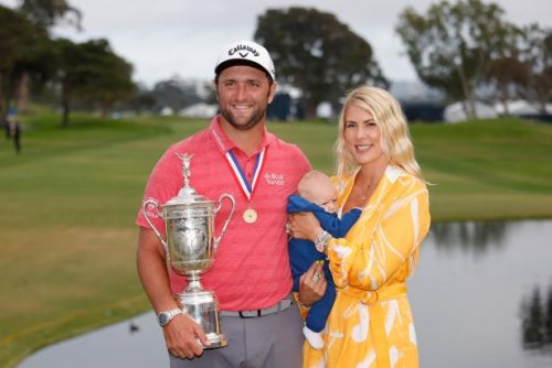 Jon Rahm's fitting Father's Day win, Bryson DeChambeau's all-time meltdown and Rickie Fowler's big announcement