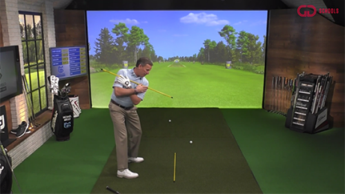 Golf instruction truths: A simple way to make a bigger turn
