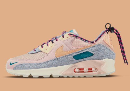 Another Hiking-Inspired Nike Air Max 90 Appears