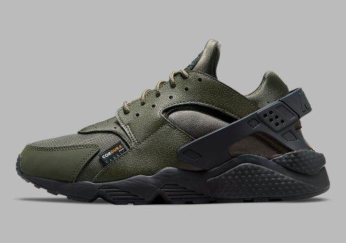 Nike Air Huarache Cordura DO6703-300 Release Info | SneakerNews.com