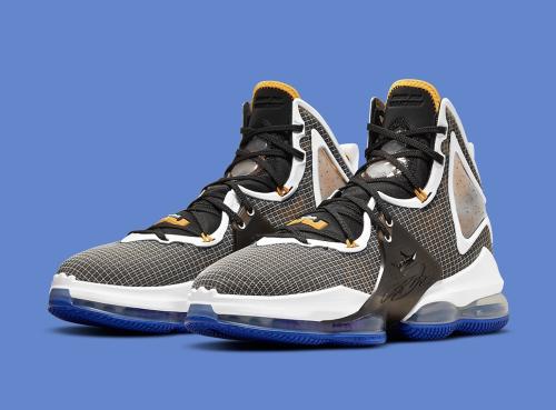 Nike LeBron 19 'Hardwood Classic' Official Images
