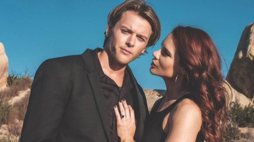 'The Young and the Restless' and 'General Hospital' Collide When Courtney Hope and Chad Duell Get Married This Weekend