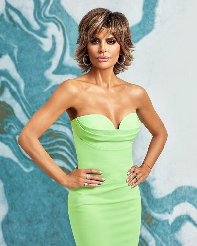 FIRST LOOK: Lisa Rinna as Billie Reed in 'Days of our Lives: Beyond Salem'