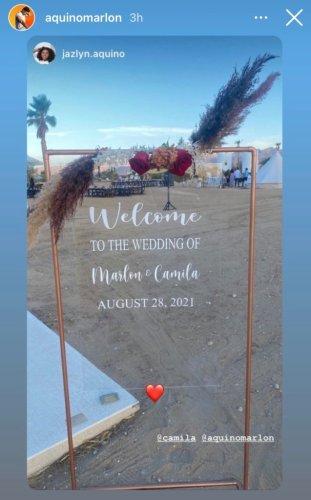 DAYS Star Camila Banus Married Marlon Aquino —See the Gorgeous Wedding Pics!