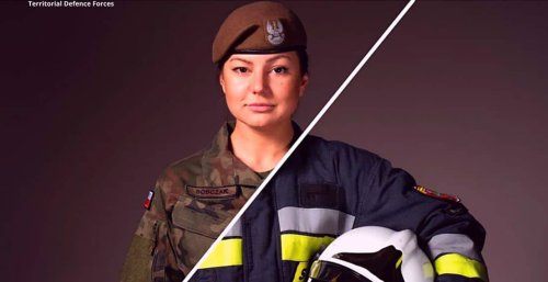 As Polish women flock towards volunteer defence, the left remains inept