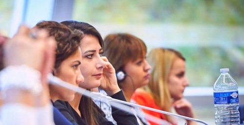 Enhancing the political participation of women from under-represented groups