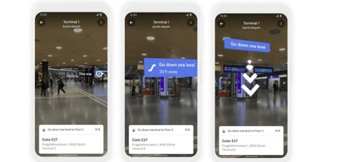 Google Adds New AR Directions in Google Maps, Updated Delivery and Pick-Up Info on Business Listings