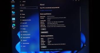 Windows 11 Running Like a Charm on Old Hardware