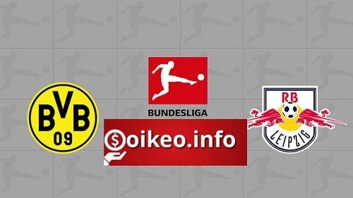 Kèo Borussia Dortmund vs RB Leipzig - 08/05/2021 - VĐQG Đức