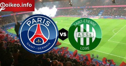 Kèo Paris Saint Germain vs Saint Etienne - 18/04/2021 - VĐQG Pháp