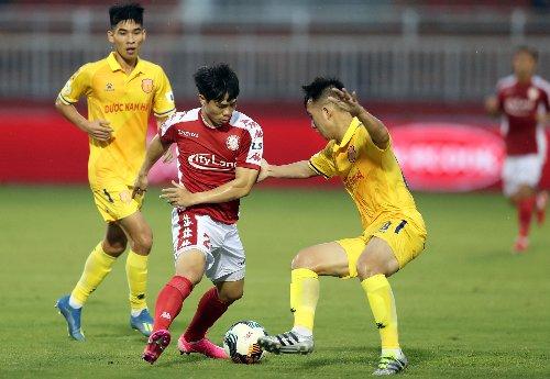 Trực tiếp Nam Định vs TPHCM, 18h00 ngày 18/4: Vòng 10 V-League 2021 - soikeo.info