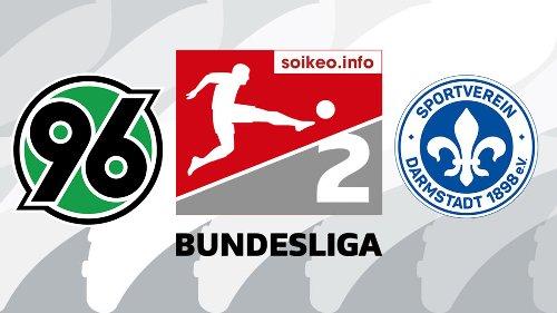 Soi kèo nhà cái Hannover 96 vs Darmstadt ngày 07/05/2021: Đôi công hấp dẫn - soikeo.info