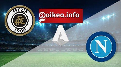 Kèo Spezia vs Napoli - 08/05/2021 - VĐQG Italia