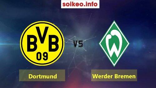 Soi kèo nhà cái Borussia Dortmund vs Werder Bremen ngày 18/04/2021: Chủ áp đảo khách - soikeo.info