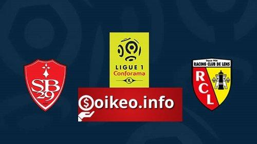 Kèo Stade Brestois vs RC Lens - 18/04/2021 - VĐQG Pháp
