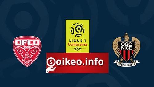 Kèo Dijon vs OGC Nice - 18/04/2021 - VĐQG Pháp