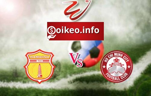Kèo Nam Định vs TP Hồ Chí Minh - 18/04/2021 - V-League