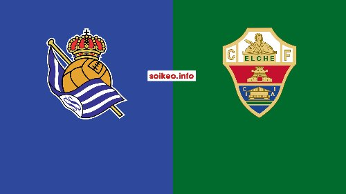 Soi kèo nhà cái Real Sociedad vs Elche ngày 08/05/2021: Khách yếu bóng vía - soikeo.info