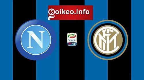 Kèo Napoli vs Inter Milan - 19/04/2021 - VĐQG Italia