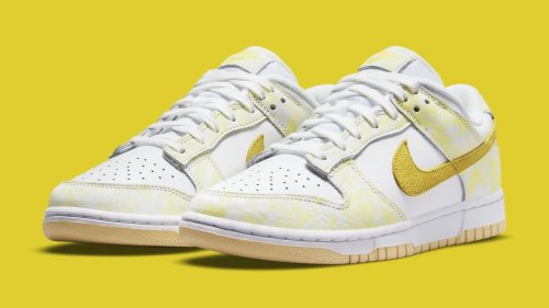 New Nike Dunk Low 'Yellow Strike' Colorway Surfaces