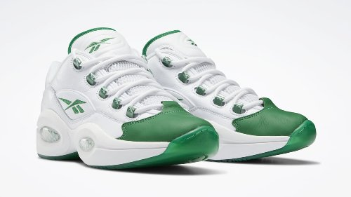 Boston's Basketball History Inspires This Reebok Question Low