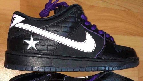 Familia Honors Prince With New Nike SB Dunk Low Collab