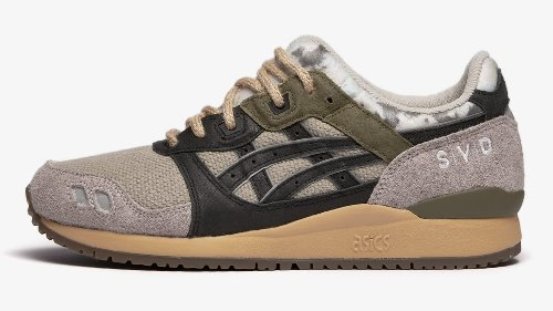 SVD and Asics Announce Their First Collab